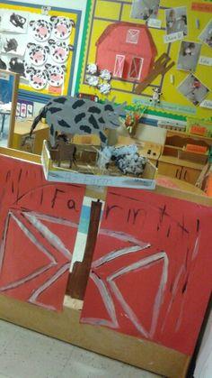 Theme  of  farm  class room