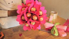 Bouquet de chocolates