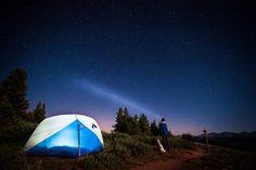 Starry Night on Shrine Ridge by Jason Hatfield on 500px