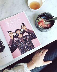 MorningsGør som ELLEs Style Director Assistant @viktorias1 og start din morgen med det nye ELLE og læs ALT om ELLE Style Awards 2017Husk at du stadig kan nå at købe billet til aftenen på http://ift.tt/2oGZeJI #ELLEStyleAwardsdk #regram  via ELLE DENMARK MAGAZINE OFFICIAL INSTAGRAM - Fashion Campaigns  Haute Couture  Advertising  Editorial Photography  Magazine Cover Designs  Supermodels  Runway Models