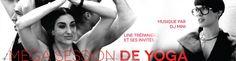 yoga mega session / montreal pride 8.18.12