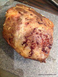 Poitrine de porc cuite à basse température | Papilles ...