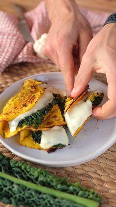Veg Recipes, Vegetarian Recipes, Cooking Recipes, Healthy Recipes, Salty Foods, Sports Food, Big Meals, Omelette, Diy Food