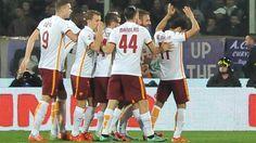 Roma stryger på 1. pladsen efter 2-1 sejr