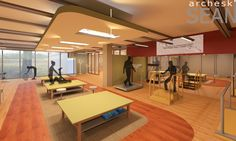 physical therapy fitness facility designs - Google Search