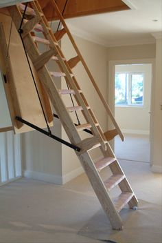Electric Loft Ladders
