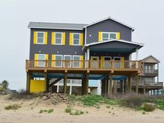 20 best galveston images galveston beach front homes beach homes rh pinterest com