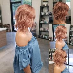 Short Hair Styles Easy, Hair Painting, Short Hairstyles For Women, Wavy Hair, Hair Trends, Hairdresser, Hair Inspiration, Special Occasion, Stylists