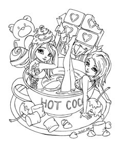 Cocoa Spa by *JadeDragonne