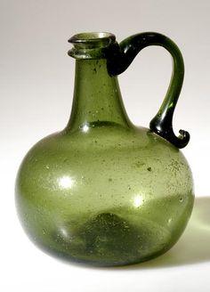 Kringla - flaska, flaskkrus