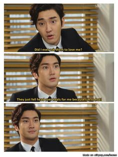 siwon knows us too well, but can he blame us?