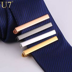 Classic Simple Style Gold/Rose Gold/Black/Silver Tie Clip  Price: 18.78 & FREE Shipping  #mensclothing|#mensfashion|#mensgifts|#accessories