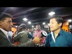 Will RT en entrevista para FOX SPORTS en KTM Satelite