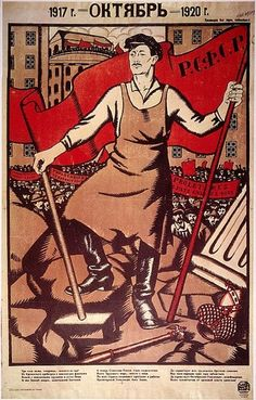 Russian revolution (reds)