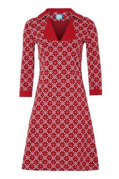 Dress Mimi Red