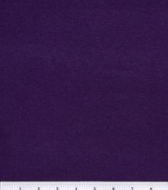 Sew Classic Knit Interlock Fabric Solid at Joann.com