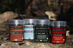 The Green Farmhouse - Native Australian Flavours and Seasonings Native Australians, South Australia, Salts, Regional, Farmers Market, Candle Jars, Farmhouse, Stuffed Peppers, Green
