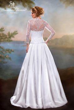 Wedding dress Alba from Svetlana Lyalina