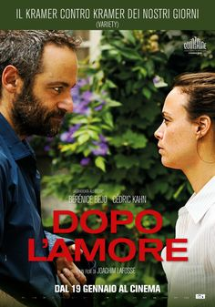 Dopo l'amore, il film di Joachim Lafosse con Bérénice Bejo e Cédric Kahn, dal 19 gennaio 2017 al cinema.