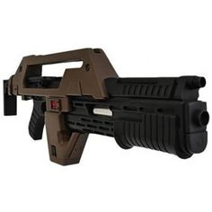 [Aliens: Colonial Marines Pulse Rifle Brown Bess: 1:1 Scale Replica (Product Image)]