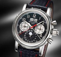 Patek Philippe Creates Unique 5004 Split-Seconds Perpetual Calendar In Titanium For Only Watch 2013 — HODINKEE - Wristwatch News, Reviews, & Original Stories