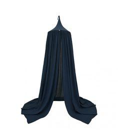 Baldachim Canopy night blue ciemnoniebieski
