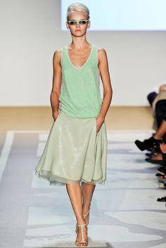 Diane von Furstenberg - Pret A Porter - Nueva York Fashion Week 2012 - Spring Summer