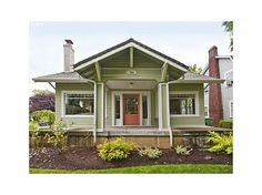 Beautifully restored 1923 Craftsman Bungalow