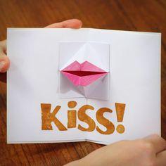 homemade boyfriend gift ideas origami valentine