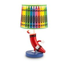 Lamp Red Tip - Crayola NEED
