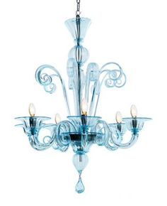 Murano Glass Chandelier DWR 0ver $2000