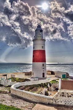 (Europa Point Light , Gibraltar