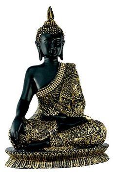 Boho Chic Living Room, Gautama Buddha, Buddha Art, Asian Home Decor, Religious Art, Hand Carved, Meditation, Idol, Carving