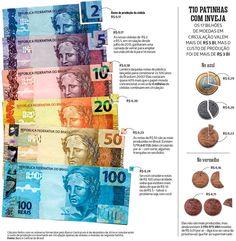 Barack Obama declarou recentemente que é a favor de acabar com as moedas de US$ 0,01 nos EUA, que valem menos do que custam para ser produzidas e dão um prejuízo milionário. No Brasil, a produção dessas moedas foi interrompida pelo mesmo motivo. Você sabe quanto seu dinheiro vale, mas sabe quanto ele custa?