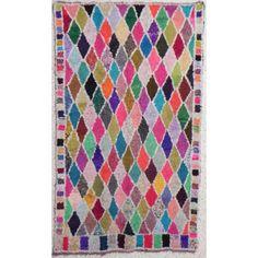 souk rug coloured dimonds - Google Search