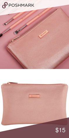 BH Cosmetics Makeup Bag Pretty in Pink Set cosmetics bag. Brand new never used. BH Cosmetics Makeup