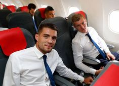 Kovacic and Kroos