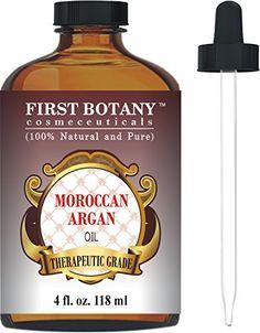 Moroccan Organic Argan Oil For Hair, Skin, Face, Nails, Cuticles & Beard 4 fl. oz. - Best Anti-Aging, Anti-Wrinkle, Triple Extra Virgin & Cold Pressed Moisturizer - http://www.darrenblogs.com/2016/09/moroccan-organic-argan-oil-for-hair-skin-face-nails-cuticles-beard-4-fl-oz-best-anti-aging-anti-wrinkle-triple-extra-virgin-cold-pressed-moisturizer/