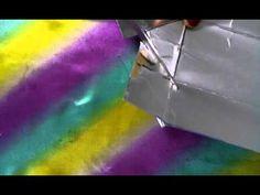 Bolsa Quadrada com Caixa de Leite - YouTube
