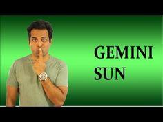 Sun in Gemini in Astrology (Gemini Horoscope personality revealed)