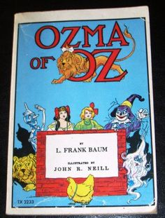 If I only had a heart - vintage tales ... http://www.etsy.com/listing/92436707/vintage-book-ozma-of-oz-by-l-frank-baum