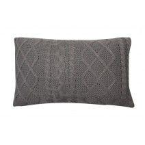 NOVIA Cushion - Grey