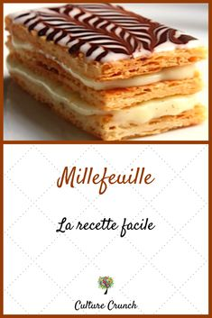 Sweet Recipes, Cake Recipes, Dessert Recipes, Giniling Recipe, Vegan Desserts, Delicious Desserts, Gateau Cake, Desserts Around The World, Crunch Recipe