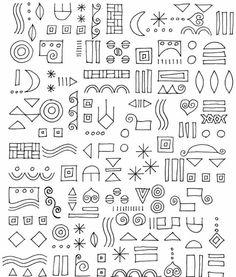 The Doodler - Doodles, patterns, Zentangle Inspiration Doodle Art, Tangle Doodle, Doodles Zentangles, Doodle Drawings, Zen Doodle, Doodle Tattoo, Doodle Patterns, Zentangle Patterns, Tattoo Patterns