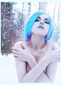 Lady of ice by AliceYuric