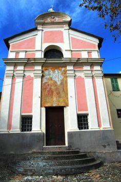 San Giovanni Frazione di Sanremo (IM) Chiesa di San Giovanni