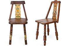 Monterrey Painted Dining Chairs