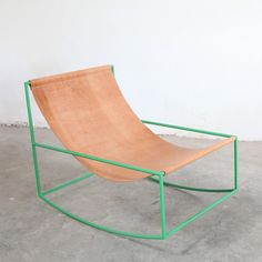 First rocking chair - MULLER VAN SEVEREN