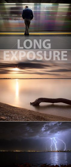 """13 time-stretching """"long-exposure"""" photos  www.makesellgrow.com#photo tips"""