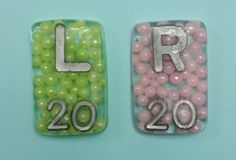 Pretty pearl lead x-ray markers by uniquexraymarkers777 on Etsy